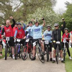 Picture Of Ride for Helen is back! Saddle up and raise some money for a worthy cause
