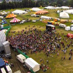 Picture Of Guildford without music festival again in 2016