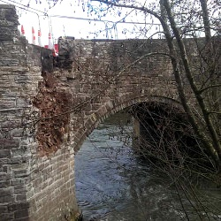 Picture Of Historic Ludlow bridge to be closed for three weeks