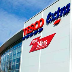 Picture Of Black Country Tesco extension threatened by mine risk