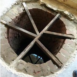 Picture Of Ancient 30-foot well found under York office